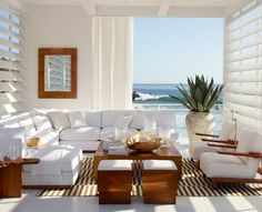 A modern interpretation of the iconic and quiet style of living by the sea, from Ralph Lauren