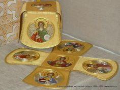 литургический комплект мастерская убрус