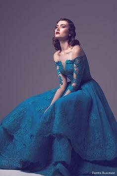 Fadwa Baalbaki Spring 2015 Couture Collection | Wedding Inspirasi