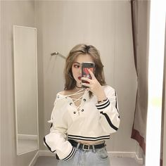 Trendy clothing for korean fashion trends 306 Source by fashion idea Fashion Moda, 90s Fashion, Fashion Looks, Fashion Outfits, Fashion Tips, Fashion Design, Fashion Ideas, Womens Fashion, Fashion Websites