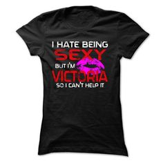 Cool Funny shirt for VICTORIA Shirts & Tees