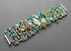 Image result for bracelet peyote