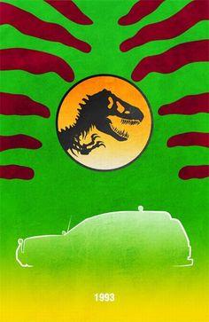 Movie Car Racing Posters - Jurassic Park Explorer by Boomerjinks on DeviantArt Jurassic Park Jeep, Jurassic Park World, Jurrassic Park, Park Art, Michael Crichton, Film Mythique, Jurassic Movies, Thriller, Falling Kingdoms