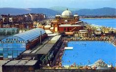 Rhyl 1960s - Google search Spent many a happy hour in Rhyl's outdoor swimming pool :)))