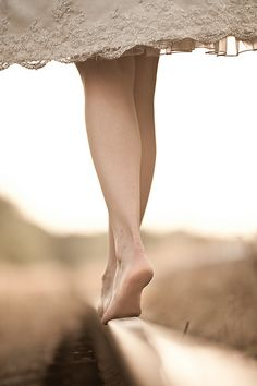 Take a walk with me...