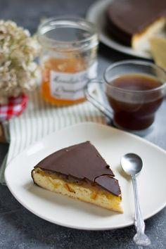 Pim's géant à l'orange amère et chocolat noir ( recette de Chic Chic Chocolat)