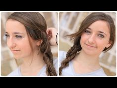 How to Create a Double Fishtail Twist   #CGHDoubleFishtailTwist