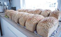 Bread Recipes, Baking Recipes, Snack Recipes, Snacks, Norwegian Food, Recipe Boards, Freshly Baked, Bread Baking, Food Inspiration