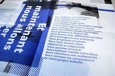 """Salon graphique #02 15 octobre 2014 Bordeaux Une journée d'échanges sur les relations entre design graphique, ville et architecture, proposée dans le cadre de """"Graphisme en France 2014"""", par le Centre national des arts plastiques (CNAP) et arc en rêve  centre d'architecture, en collaboration avec l'Ecole d'Enseignement Supérieur d'Art de Bordeaux (EBABX)et l'Ecole supérieure d'art des Pyrénées - Pau Tarbes (ESAP).  Version numérique augmentée consultable sur www.graphismeenfrance.fr"""