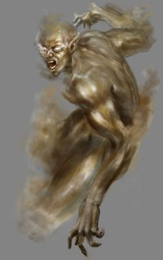 """Djinn by razwit. Jinn or djinn   are supernatural creatures in Islamic mythology and  pre-Islamic Arabian mythology.    Mentioned frequently in the Quran (the 72nd sura is titled Sūrat al-Jinn) and other Islamic texts and inhabit an unseen world called Djinnestan, another universe beyond the known universe. The Quran says that the jinn are made of a smokeless and """"scorching fire"""", but are also physical in nature, being able to interfere physically with people and objects"""
