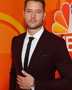 Yesterday at NBC upfront. Thanks to and for cleaning me up. Justin Scott, Justin Hartley, Smallville, American Actors, Suit Jacket, Blazer, Jackets, Cleaning, Fashion