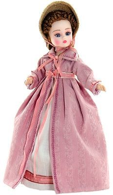 Pride and Prejudice doll Madame Alexander Dolls