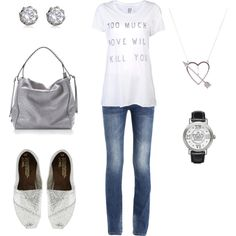 """Too Much Love"" by mcdowelln on Polyvore"
