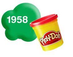 Play-Doh 1958 hasbro.com