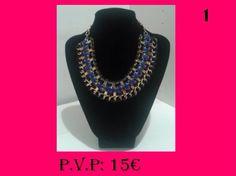 Empezamos por este #collar #necklace