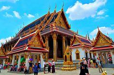 Imágenes del mundo: Templo del Buda de Esmeralda (Tailandia). #cibervlachoimagenesdelmundo Visita mi Blog: http://cibervlacho.blogspot.com