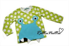 Monster shirt - who's baby is having a birthday soon so I can make one of these?