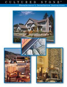 Cultured Stone Installation Guide