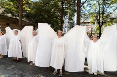 Forget Fred Phelps. Remember the friends of murdered gay student Matthew Shepard and their angel costumes