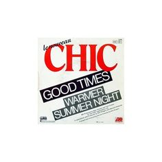 "HIP HOP - 12"" INCH: Chic - Good times ❤ liked on Polyvore featuring text, backgrounds, quotes, magazine, words, phrase and saying"