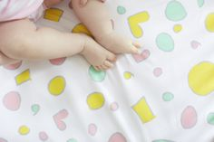 Pattern Party Bedding for little ones!
