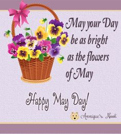 672 best daily greetings others images on pinterest buen dia happy may day woo hoo with each day going by hope is reborn dreams come true and a little step is taken toward happiness may this may be unbelievably m4hsunfo