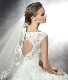 PLEIADA, Vestido Noiva 2016