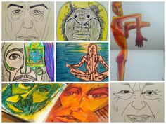 Journey to the Centre of Art: Art Everyday Project II