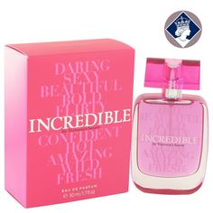 b21930ed2c Victoria s Secret Incredible 50ml 1.7oz Eau De Parfum Spray EDP Perfume for  Her Victoria