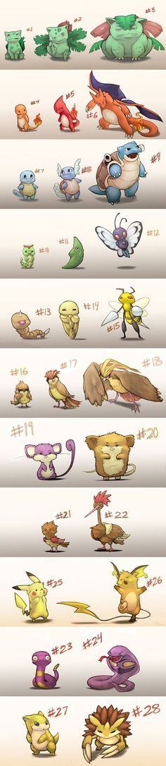 Pokémon Growing Up not every Pokemon thinks and feels the same way
