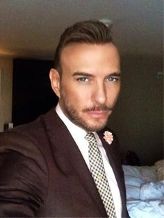 Embedded image permalink ~ Love this of Matt Goss he is truly gorgeous inside & out ♡♢♡ Matt Goss, Valentines Weekend, Embedded Image Permalink, Inside Out, Hot Guys, Sexy, People, Handsome Man, Man Alive