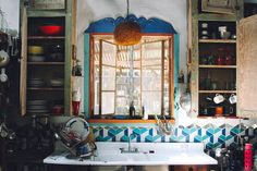 The (Artist compound) Home of.... Ben Nuhn | From Moon to Moon | Bloglovin