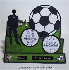 Masculine Cards, Confirmation, Scrapbook, 3d, Boys, Baby Boys, Scrapbooking, Senior Boys, Sons