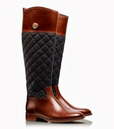 Tory Burch | Riding Boots