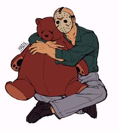 Horror Icons, Horror Films, Horror Art, Slasher Movies, Horror Movie Characters, New Nightmare, Funny Horror, Arte Obscura, Jason Voorhees