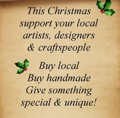 Buy REAL gifts. #shopsmall #chooselocal https://twitter.com/livelocalusa
