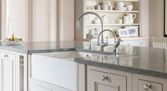 Neptune Kitchens  love the colour of this granite