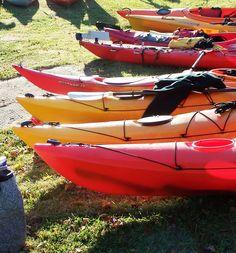 Kayaks by the Roanoke www.roanokeriverpartners.org Roanoke River, Kayaks, Kayaking, Canoeing