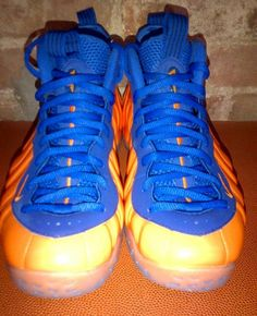 separation shoes 5b027 264b3 Nike Air Foamposite One Knicks for Spike Lee