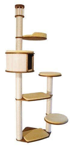 Luxus Kratzbaum Catwalk ...check out the full design!
