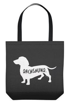 Dachshund Tote Ba #dachshund Tote Bag