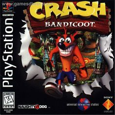 Crash Bandicoot - Playstation