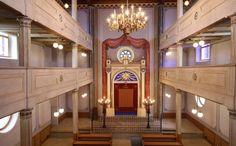 Stará synagoga vPlzni
