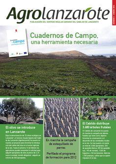 Boletín Agrolanzarotenº1