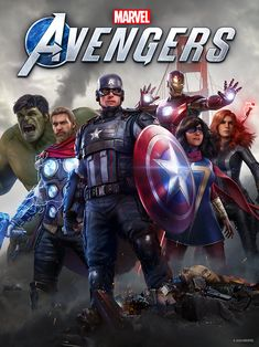 Official Marvel's Avengers Pre-Order Guide Player'S Edition. Ms Marvel, Lego Marvel, Marvel Comics, The Avengers, Marvel Avengers Games, Black Ops, Black Widow, Hulk, Iron Man