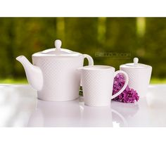 Villa Italia Bari - Zestaw do herbaty/kawy dla 12 osób. pomysł na prezent, ślub, wesele, prezenty ślubne, ślubny prezent, prezent na ślub, prezent z okazji ślubu, prezenty, wyjątkowy prezent, porcelana