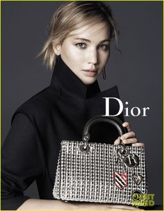 Jennifer Lawrence Is So Chic for Dior's New Campaign   jennifer lawrence new dior campaign 03 - Photo