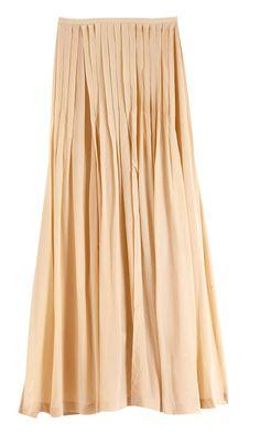 Long Skirt Jane Nude