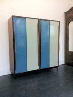 AreaNeo | Willy Van Der Meeren Cabinet made by Tubax 1950-59