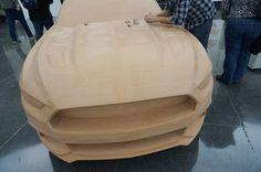 OG | 2015 Ford Mustang Mk6 | Full-size clay model